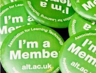 picture of  ALT member badges